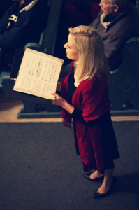 Performing Britten: Ceremony of Carols