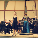Anna Hersey with Florida Chamber Orchestra.