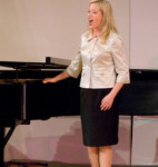 Anna Hersey, master class with Renee Fleming.